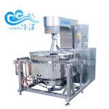 ミキサーが付いているJacketedやかんを調理する中国の工場供給の産業自動ソース
