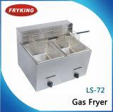 Ls-72 Fryking Encimera Gas freidora