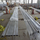 Tubos quadrados de aço inoxidável sem costura a frio