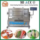 Máquina de embalagem do vácuo da maquinaria da selagem do petisco do empacotamento de alimento