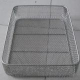 La alta calidad a bajo precio SS316 el tamiz de malla de alambre cesta