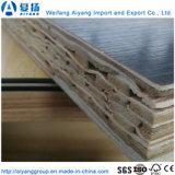 High-Strength 28mm de espesor del suelo de madera contrachapada de recipiente de bambú