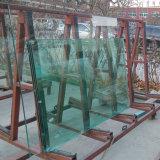 Fabrik-direktes Abkommen 15mm Niedrig-Eisen ultra großes ausgeglichenes Glas