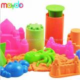 O Castelo de Floresta grossista Flor Animal reproduzir os modelos de Areia brinquedo bricolage definido