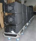Verdoppeln eine 10 Zoll-Zeile Reihe für Konzert-Phasenservice (Q1)