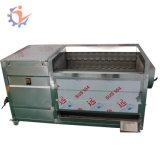 Sbucciatura di patata della macchina di pulizia dello zenzero e macchina di lavaggio del pesce della lavatrice