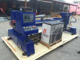 Cortador de Plasma CNC Jinan máquina de corte de plasma de chama do Gantry