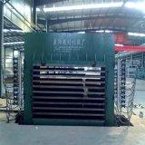 Madera contrachapada que hace que máquina la tarjeta de múltiples capas prensa caliente trabaja a máquina la maquinaria a base de madera de la fabricación del panel