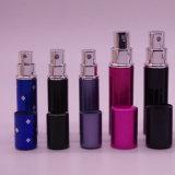 Venda a quente Mub portáteis recarregáveis 10ml Mini perfume do Rolo vazio em garrafas de alumínio