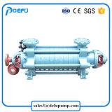 Temperatura alta da bomba de água de alimentação da caldeira com motor eléctrico