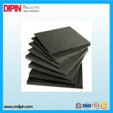 Strato nero della gomma piuma del PVC dei materiali da costruzione