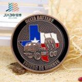 주물 고대 청동색 아연 합금 3D 독수리 바다 기념품 동전을 정지하십시오