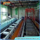 Machine d'enduit en aluminium cotée de poudre de nouveaux produits