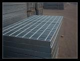Vari tipi grate di uso industriale della piattaforma dell'acciaio