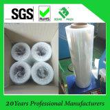 Involucro trasparente del pallet della macchina della pellicola di stirata del manuale LLDPE