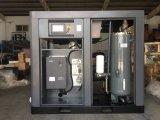 Double compresseur d'air de vis pour l'industrie lourd