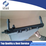 Radiatore di alluminio di raffreddamento automatico del condensatore di alta qualità per Lifan