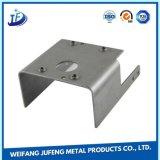 OEM/Customized à plat autour de la plaque d'acier inoxydable estampant la pièce pour la pièce jointe