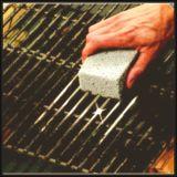 Barbecue en pierre, brique, nettoyeur de grille de calandre, barbecue plancha Grill en pierre de la grille