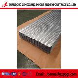 Strato d'acciaio ondulato del tetto di Gi del fornitore della Cina per materiale da costruzione