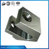 Peça de trituração do CNC do aço de carbono de OEM/Customized para as peças da guitarra