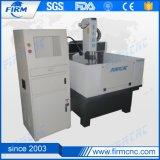 FM6060 de metal tallado de fresado CNC Máquina de grabado