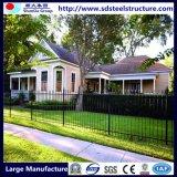 O edifício/móvel de aço/modular/Prefab/pré-fabricaram a casa para viver