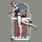 Equipos de gimnasio/equipos de gimnasia para Multi cadera (2-1014 M)
