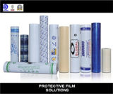 알루미늄 단면도 보호 ACP를 위한 흑백 /PE 보호 필름을%s PE 필름