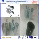 Mensola rivestita di plastica Ce-Diplomata del cliente DIY del tubo del PE