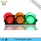 High Waterproof Crossing Road 200mm LED Traffic Light