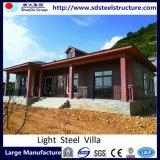 Современная роскошь сегменте панельного домостроения в легких стальных Вилла для продажи
