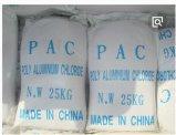 Wit, en het Gele/Donkergele Chloride van het Poeder PAC/Polyaluminium voor de Behandeling van het Drinkwater/van het Water van het Afval