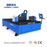 Машина производит 500W 1000W установка лазерной резки с оптоволоконным кабелем цена Lm3015g3