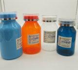 MD-678 frasco plástico do Inclinar-Ombro do animal de estimação 100ml para a cápsula