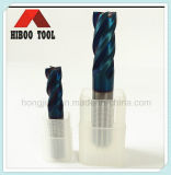 Z4 Blue Nano Coated Cutting Tool for Steel