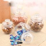 Бутылка опарника конфеты шестиугольная стеклянная для хранения