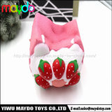 Горячая продажа Jumbo Frames Squishies клубничный торт PU Squishy медленный рост игрушки
