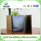 Brochure papier / papier imprimé à imprimé rigide UV