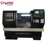 熱い販売の精密CNCの旋盤機械Ck6150twith空気のチャック