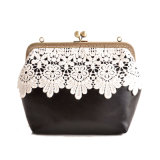 Elegant Ladie Evening Bag Sac à main en polycarbonate Wzx1038