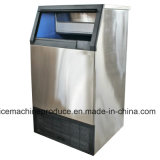 150kgs independiente la máquina de hielo para el procesamiento de alimentos