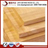 Los dedos de la placa de articulados de madera maciza de madera Madera junta