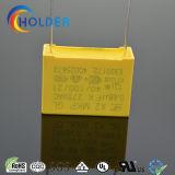 새로운 상자에 의하여 금속을 입히는 폴리프로필렌 필름 축전기 (X2 0.68UF/275V E4)