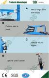 Elevación doble 6000kg del automóvil de las tijeras de los cilindros hidráulicos que levanta Capacity&Nbsp; (LS27/1200/M; LS30/1200/M)
