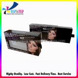 Cadre mignon de empaquetage brillant de mascara de papier de vente en gros de modèle