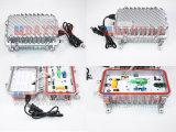 Receptor de fibra óptica receptor de transmissor óptico CATV preço barato com AGC