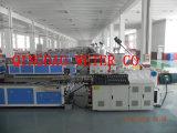 WPC PE, máquinas de fabricação de placa de piso de PP