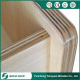 Cheap finger joint de Cine de núcleo de madera contrachapada frente fabricado en China