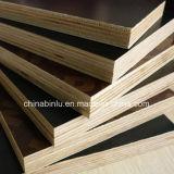 La película enfrenta obturador impermeable de madera contrachapada, cerrando el contrachapado para la construcción